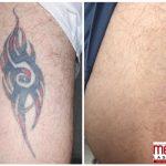 san antonio black and red tribal tattoo